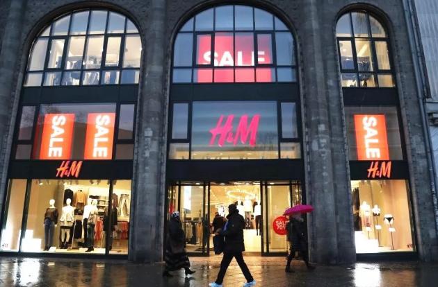 H&M集团近一季度新货品跟不上,被迫打折处理库存!