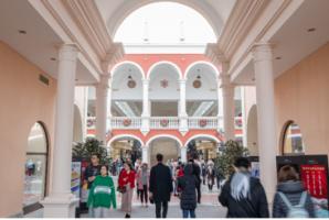 武汉佛罗伦萨小镇呈献岁末甄选礼遇 编织圣诞温暖记忆