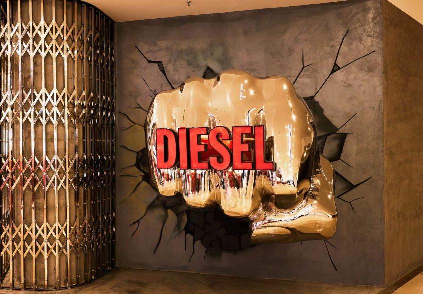Diesel 如何再现辉煌?