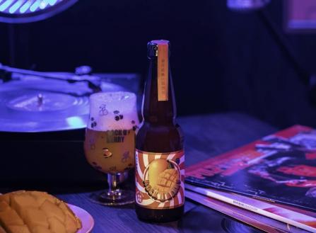醉鹅娘摇滚精酿:一款需要慢慢品味的高品质啤酒