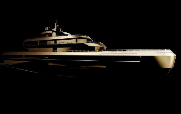 """乔治・阿玛尼将为""""神秘客户""""设计一艘超级游艇"""