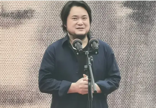 十指狮吼―王客书法作品展在宁波美术馆开幕