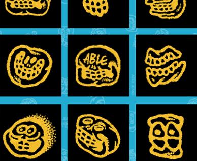 ABLE JEANS × 独眼矮子   推出全新艺术插画系列
