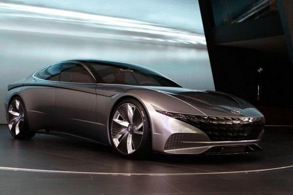 现代全新概念车亮相日内瓦车展 新设计语言前瞻