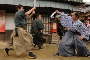 <b>在京都站附近穿越体验历史 一起探索东映太秦映画村吧!</b>