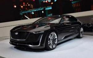 <b>凯迪拉克新车来袭,造型优雅内饰科幻,不输BBA</b>