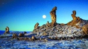 5.1亿岁――月球年龄比原来估计