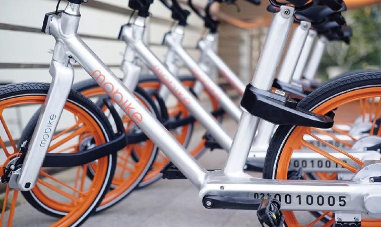 摩拜单车入选年度中国媒体十大新词语