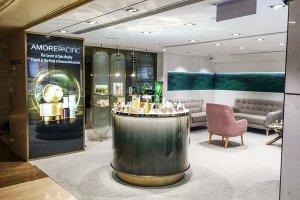 AMOREPACIFIC全球首间旗舰店傲然进驻香港半岛酒店