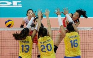 怨天尤人?巴西惨败中国女排却不肯认输,球迷:输给了天气和伤病