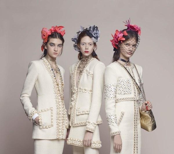 Chanel广告大片 图片来自品牌