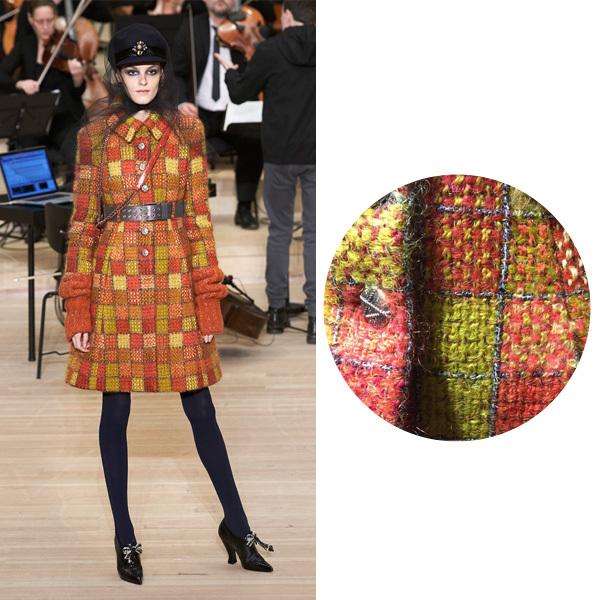 小香外套Tweed Jacket 马海毛 图片来自品牌