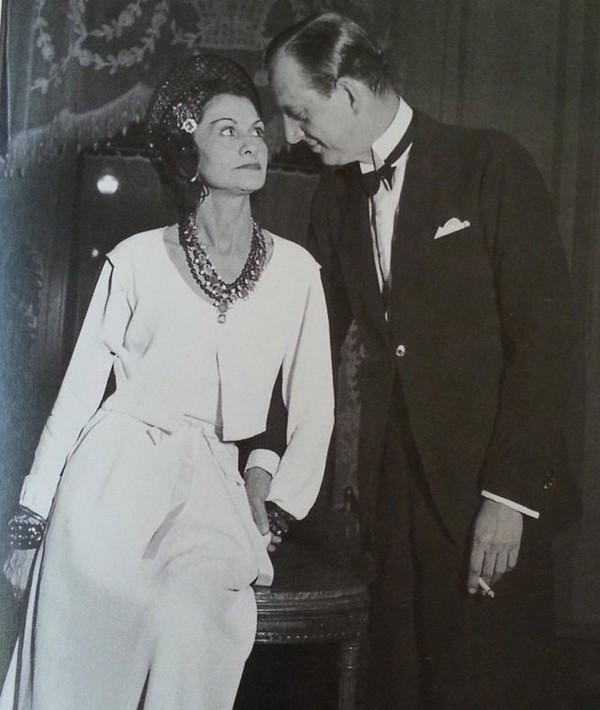 狄米崔・帕夫洛维奇大公爵和Chanel 图片来自品牌