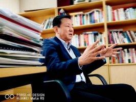 樊纲:中国仍是一个发展中国家,很多方面在世界上还处于落后地位