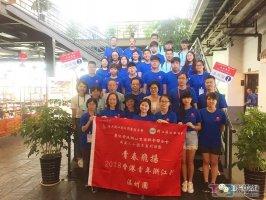 香港青年来温州交流 他们都去哪些地方?