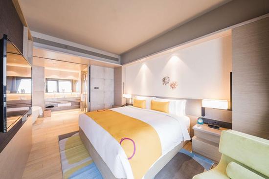 Club Med Joyview北戴河黄金海岸度假村 图片源自品牌官网