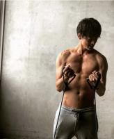 日本男性网友票选十大最想成为的身材