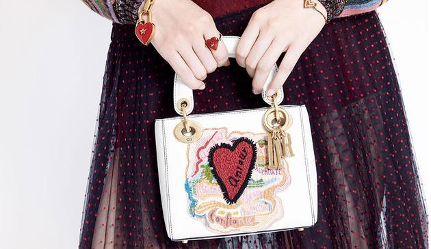 Dior 七夕限量款手袋