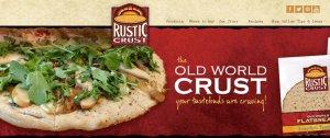 美国有机健康披萨公司 Rustic Crust 获800万美元投资