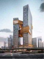 """马化腾新建腾讯大楼""""三条金腰带"""",王者的象征!"""