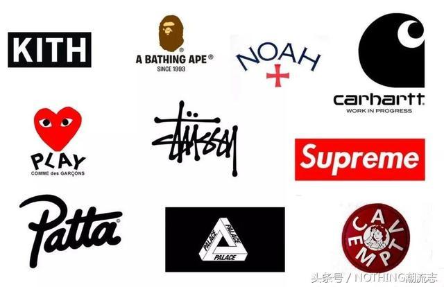 当今最有影响力的19个街头品牌