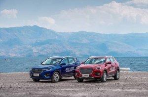 SUV市场竞争激烈 哈弗H4强势上位