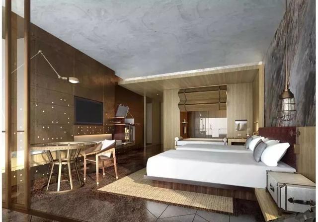 上海深坑酒店全部房型首次披露!在鱼群包围中入睡,这种感觉……