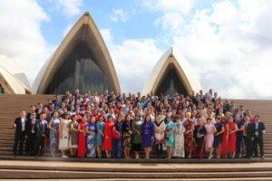 龙兴中华 凤发图强――国礼品牌黛兰娜2019悉尼歌剧院国际年会盛