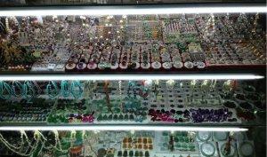 柬埔寨的蓝宝石颜色丰富 原来宝石也是要分级别的,学到了