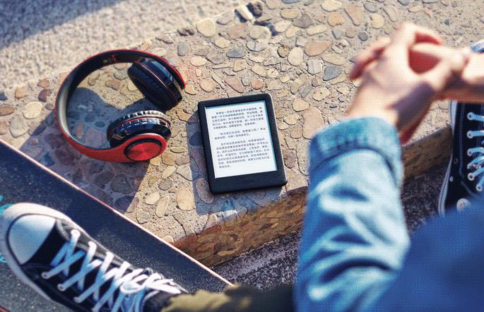 别光盯着苹果新品,亚马逊新 Kindle 也来了