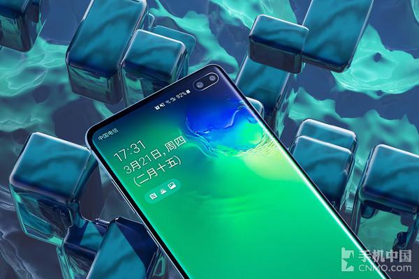 美国权威消费杂志评三星S10+为最佳智能手机
