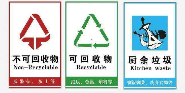 写字楼景区酒店垃圾将强制分类