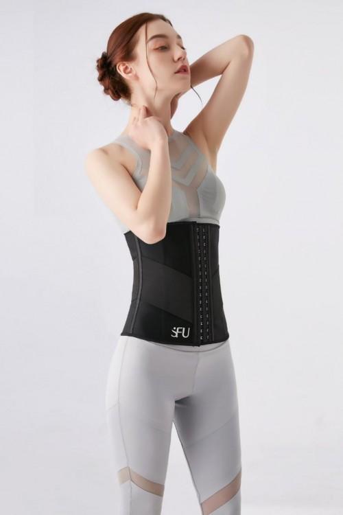 """不止保护,意大利SFU运动塑腰帮助爱美女士""""穿""""出小蛮腰"""
