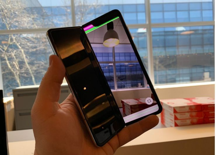 Galaxy Fold故障频发,三星推迟可折叠手机发售时间