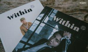 NOWRE发表旗下全新时尚文化季刊《Within》