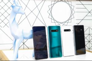 三星Galaxy S10屏下打孔设计 全面提升屏幕视觉体验