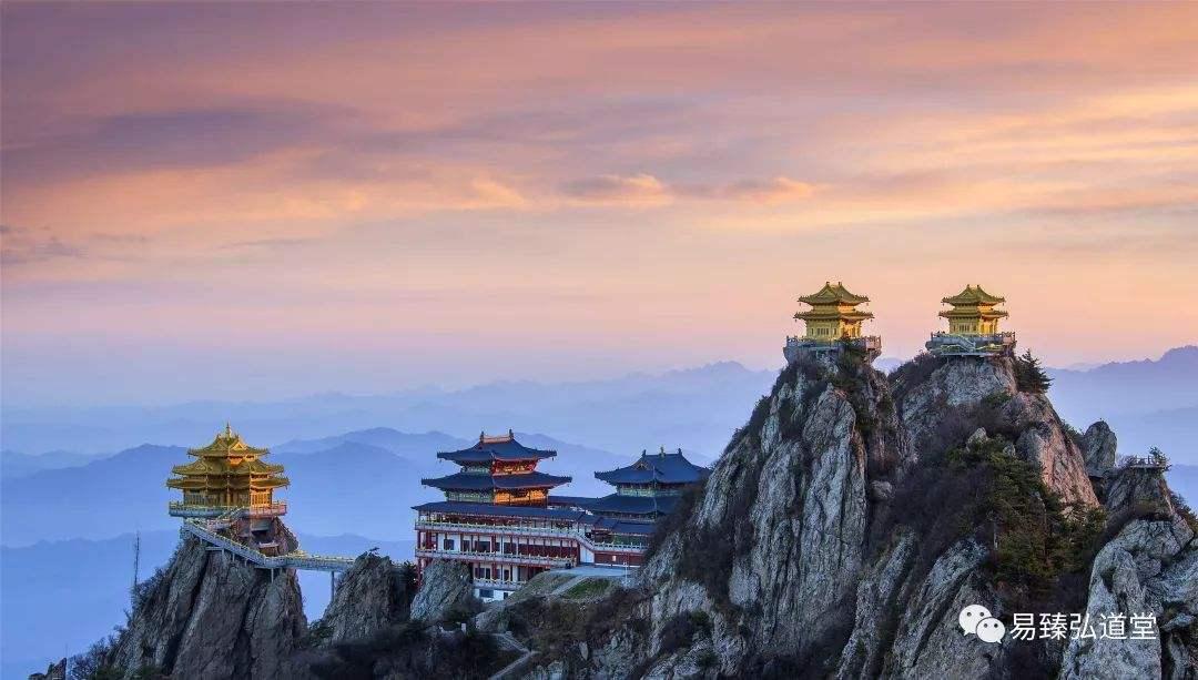 中国最具仙气的道教圣地名山