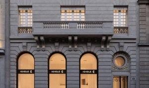 中国女装品牌 ICICLE 首家海外旗舰店在巴黎乔治五世大街开业
