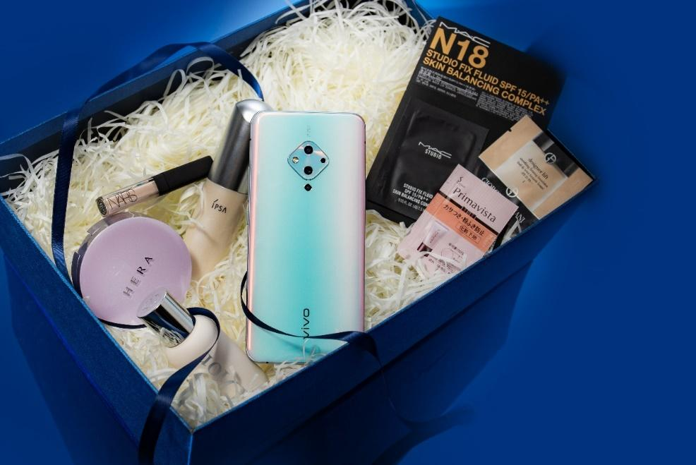 全网最强裸妆小样套盒,这款vivo S5有没有戳中你的心?