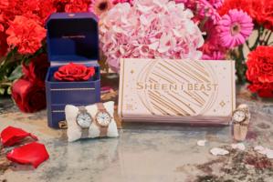 卡西欧推出SHEEN   BEAST礼盒 腕间韵致,时间永恒