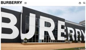 Burberry 2020秋冬系列大秀将在上海举
