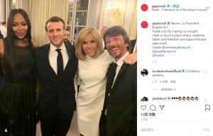 巴黎女装周开幕,法国总统邀请全球各