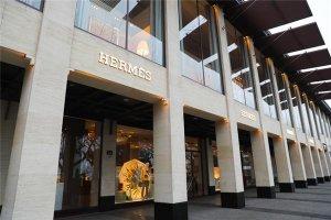 爱马仕广州扩店重开,首日销售达1900万