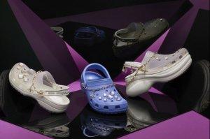 潮流演绎自在时尚 Crocs 推出为杨幂特别定制款洞洞鞋