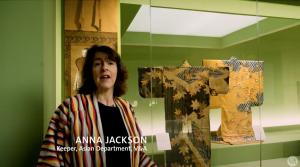 """英国V&A博物馆将""""和服专题展""""搬至线上,策展人亲自导览"""