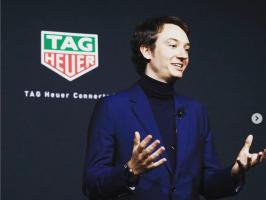 LVMH集团25岁小公子执掌Tag Heuer;Hugo Boss 和 Patagonia CEO变动