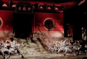 当少林功夫文化遇到中国体育精神 这才是我们要的东方国潮
