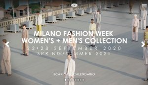 米兰时装周混合线上线下,三位中国设计师远程参与