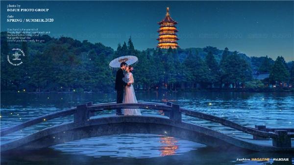 """《【摩鑫代理平台】很高兴认识你@铂爵旅拍,在杭州开启秋日""""氧""""心之旅》"""