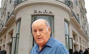 时尚圈周报|Zara老板重回亿万富豪榜前十,亚马逊推出线